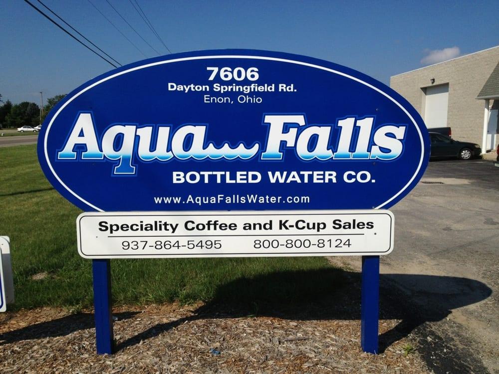 Aqua Falls Bottled Water Water Delivery 7606 Dayton