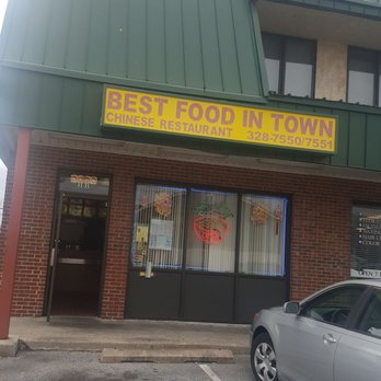 Best Chinese Food In Town Bear De