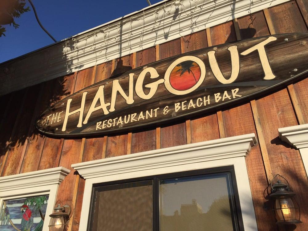 Hangout Restaurant Seal Beach