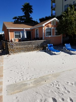 Starfish Cottages 13642 Gulf Blvd Madeira Beach Fl Hotels Motels Mapquest