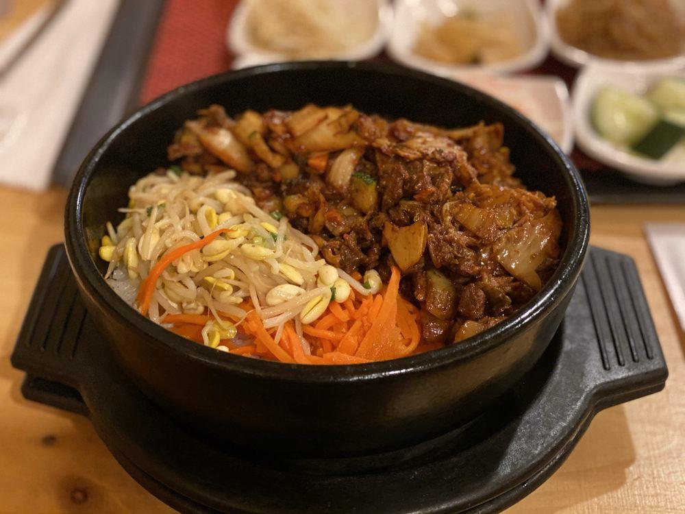 Moa Korean BBQ: 508 Q Contra Costa Blvd, Pleasant Hill, CA