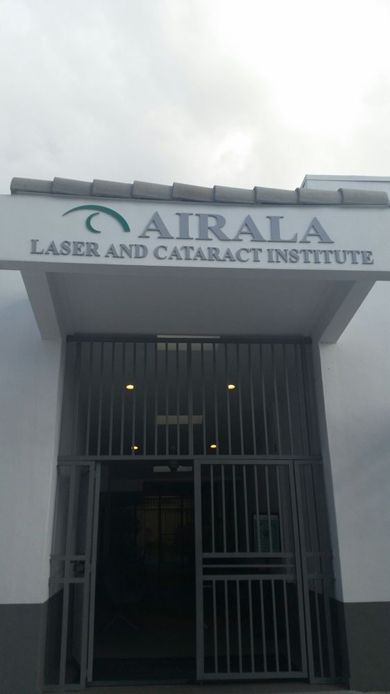 Drs Airala Laser Amp Cataract Institute Optometrists