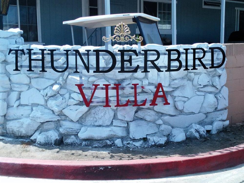 Thunderbird Villa Mobile Home Park