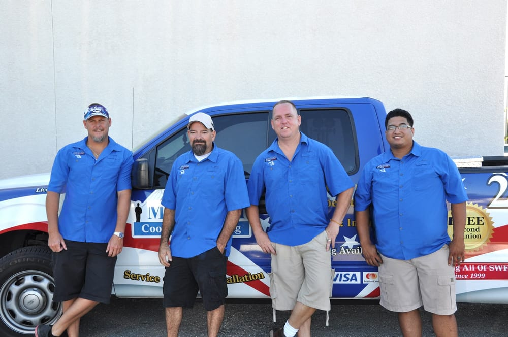 Midpoint Cooling & Heating: 14030 Palm Beach Blvd, Fort Myers, FL