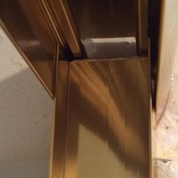 photo of century shower door torrance ca united states vertical bar cut