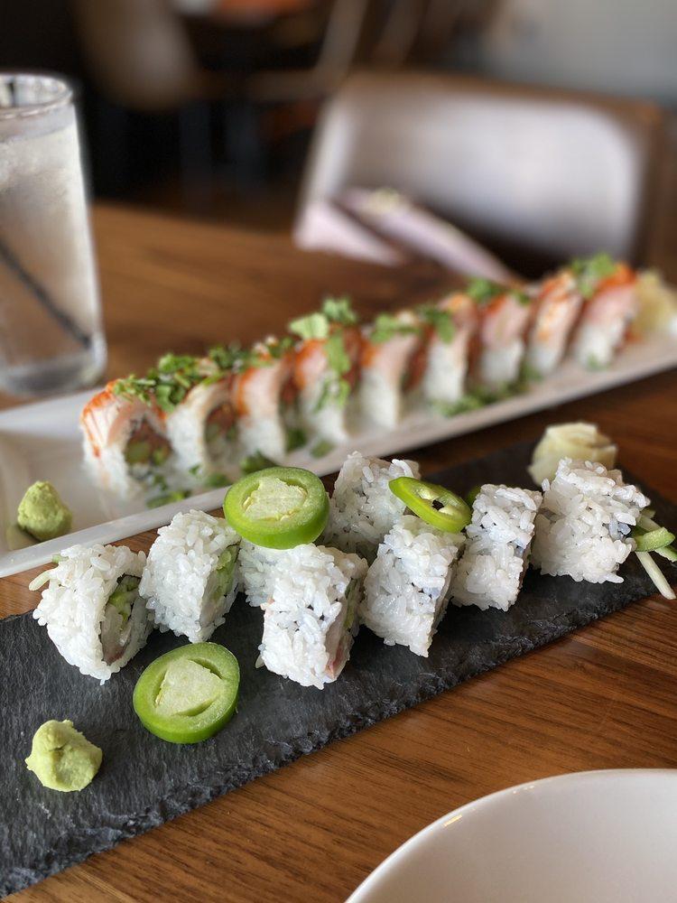 Cocoro Japanese Bistro & Sushi Bar: 2105 Pacific Ave, Stockton, CA