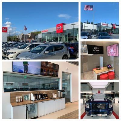 Nissan Dealership Seattle >> Seattle Nissan 3400 Airport Way S Seattle Wa Auto Repair Mapquest