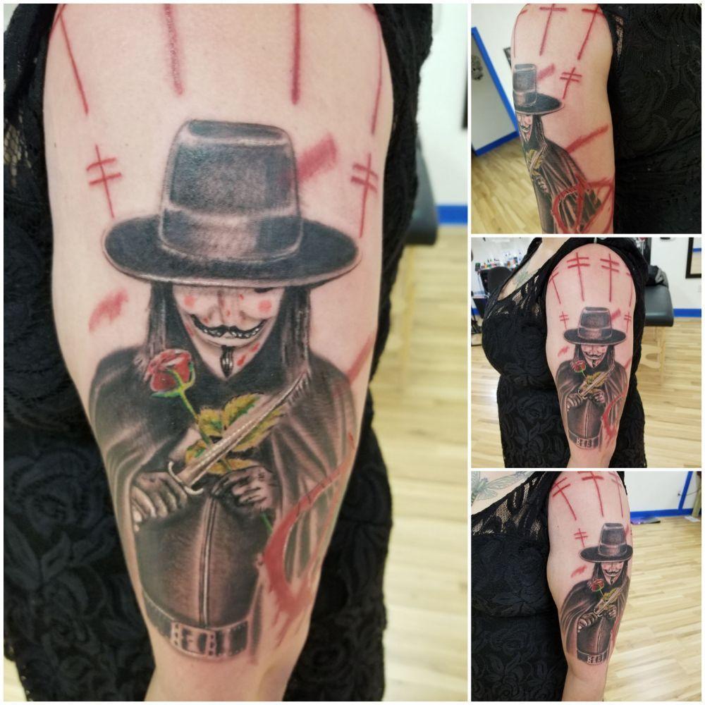 Heart & Daggers Tattoo Studio: 3004 Bienville Blvd, Ocean Springs, MS