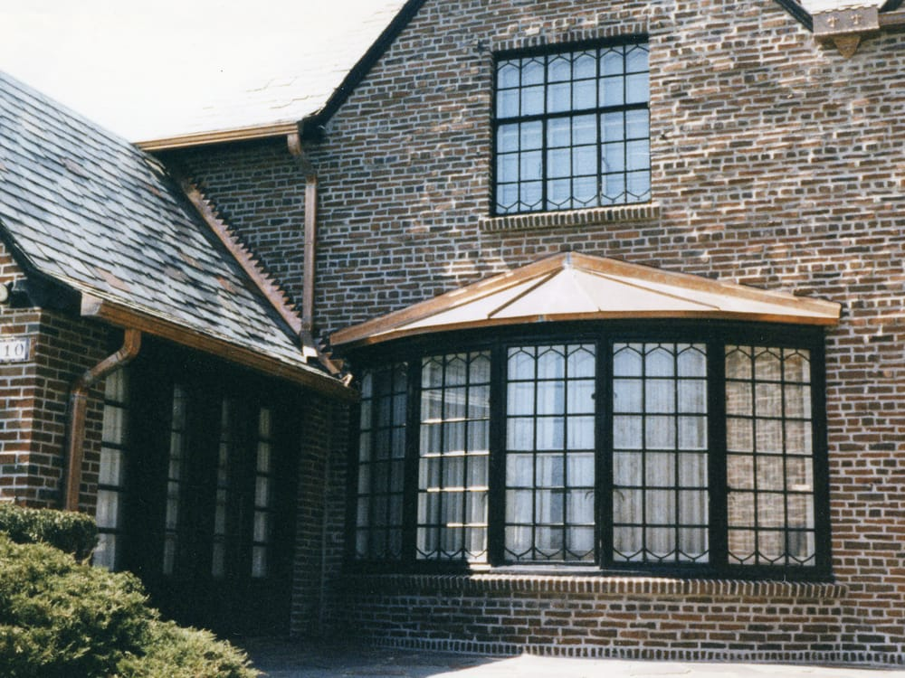 Perfect Photo Of Mortenson Roofing   Frankfort, IL, United States. New Copper Bay  Window