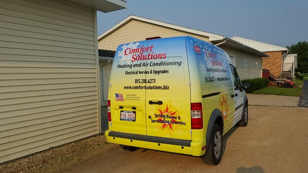 Comfort Solutions: Poplar Grove, IL