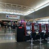 'Photo of McCarran International Airport - Las Vegas, NV, United States. Slots!' from the web at 'https://s3-media3.fl.yelpcdn.com/bphoto/Gin8-qOixJg-Ktrqly0fPA/168s.jpg'