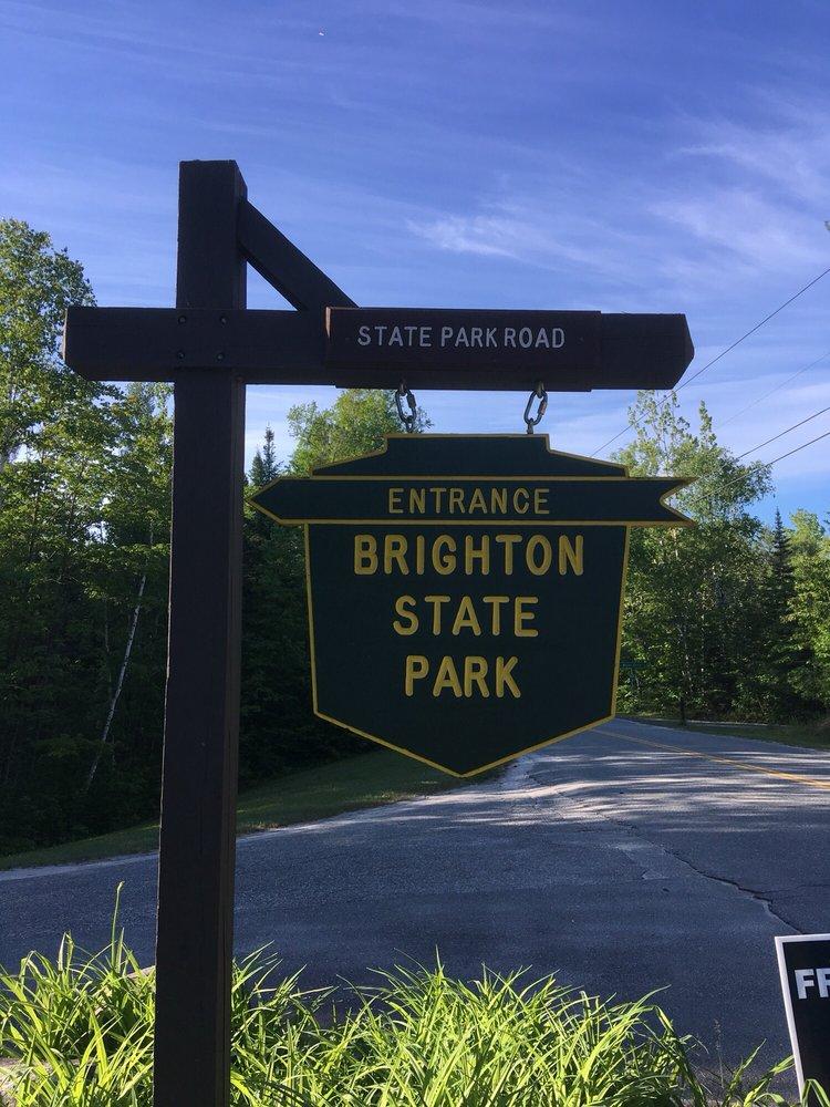 Brighton State Park: 102 State Park Rd, Island Pond, VT