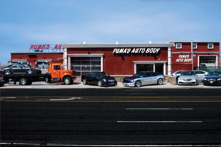 Puma's Auto Body: 4328 Austin Blvd, Island Park, NY