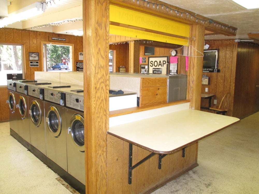Mi Wuk Wash & Dry: 24559 Hwy 108, Mi Wuk Village, CA