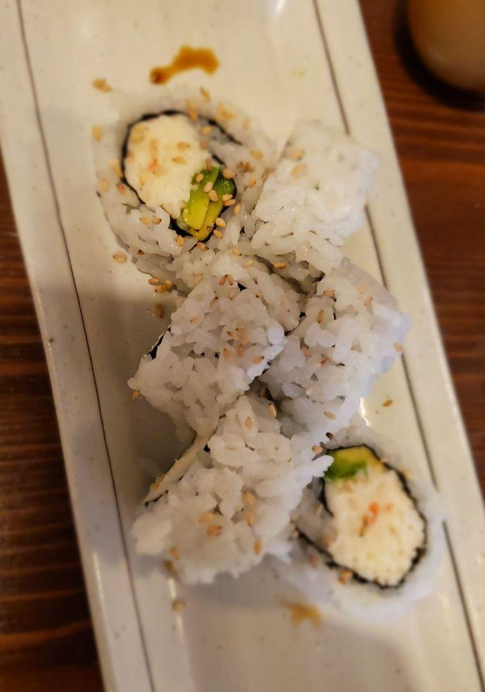 Narumi Sushi: 9118 Fletcher Pkwy, La Mesa, CA