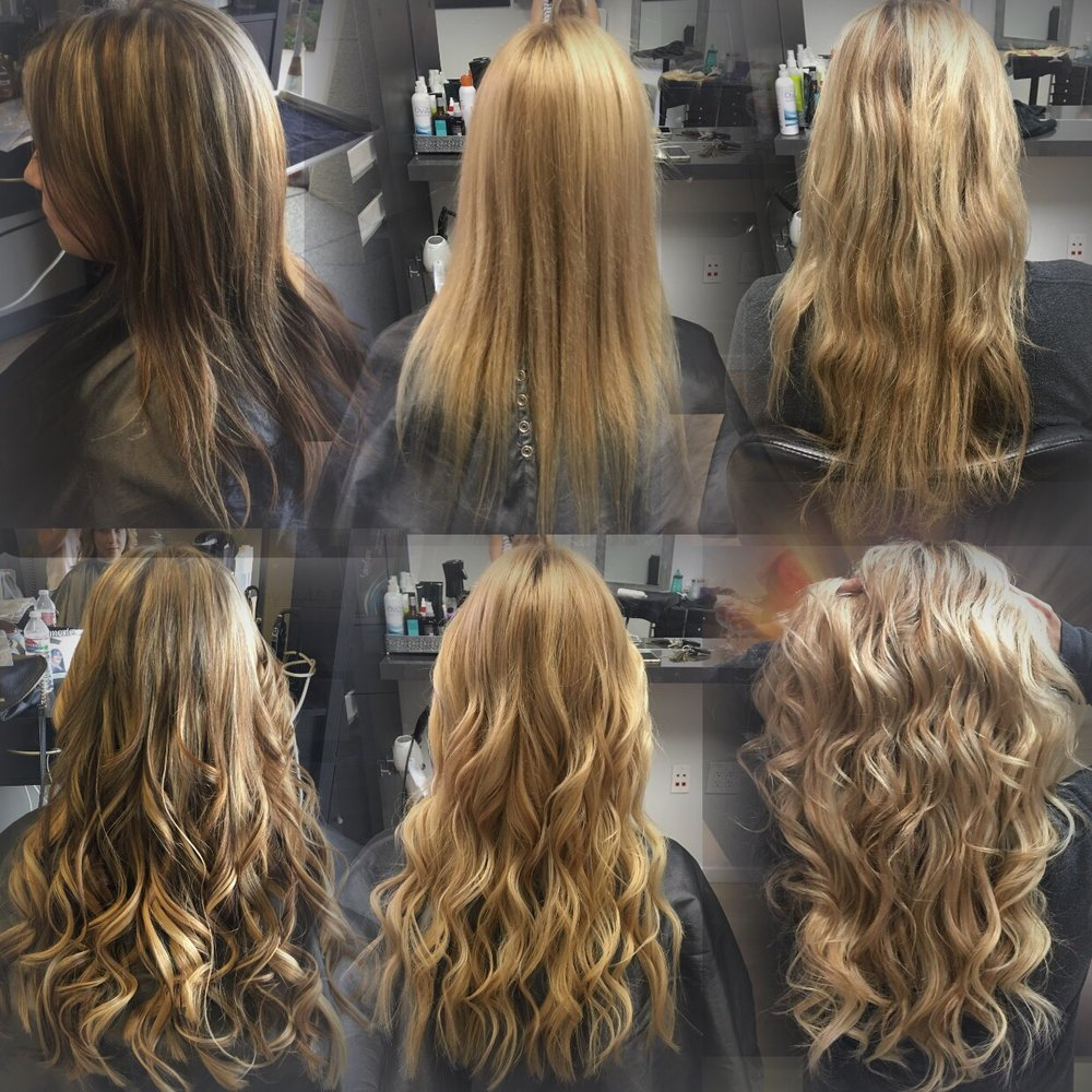 Tape In Hair Extensions Using The Best Quality Hair Guaranteed Not