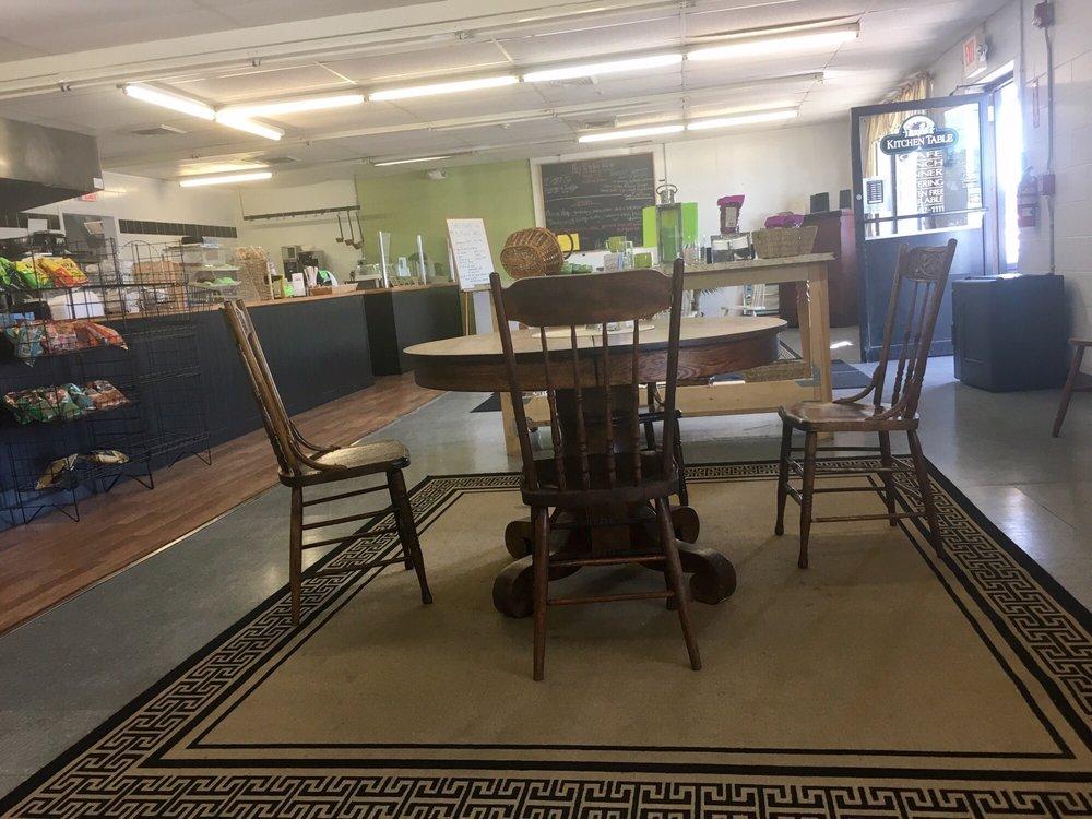 My Kitchen Table Portsmouth Ri