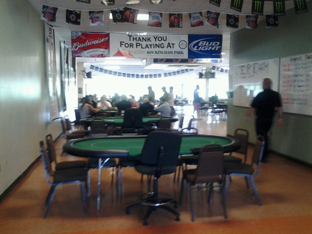 Rockingham Park Casinos Salem Nh United States