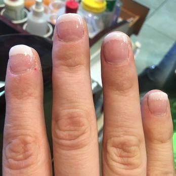 happy nails priser
