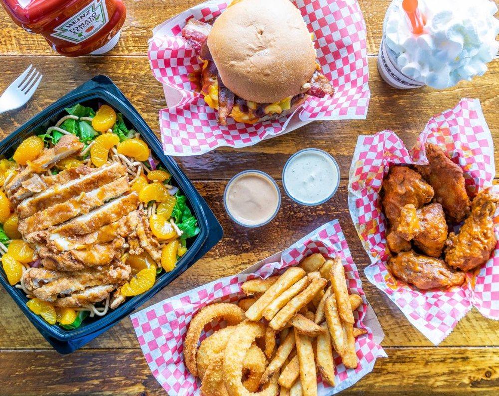 Burger 25: 199 Rt 37 E, Toms River, NJ