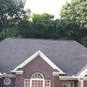 Attractive Photo Of All Star Roofing Smyrna Tn United States New Roof In
