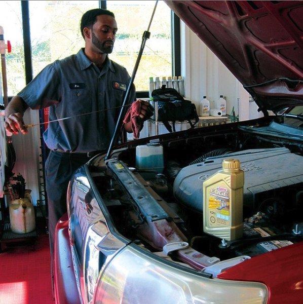 Take 5 Oil Change: 21459 Center Ridge Rd, Rocky River, OH
