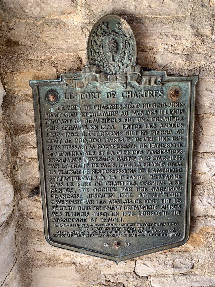 Fort de Chartres State Historic Site: 1350 IL Rte 155, Prairie du Rocher, IL