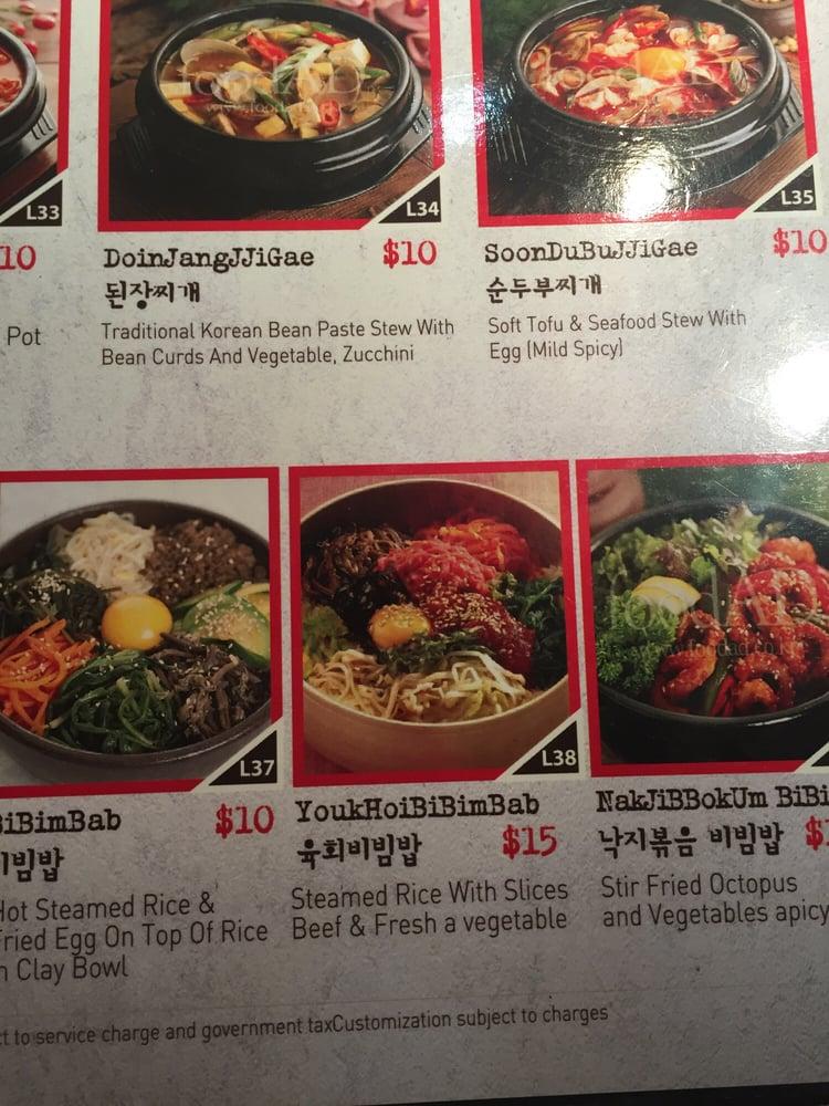 Manbok BBQ & Seafood