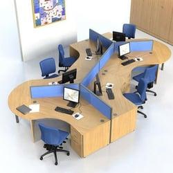 Photo Of Floyds Office Furniture Farnborough Hampshire United Kingdom Ambus 120 Degree