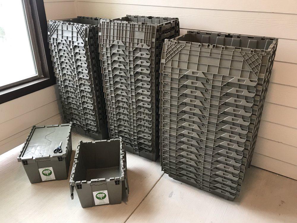 Elephant Trunk Moving Supplies: Plano, TX