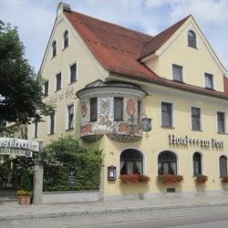 Hotel Gasthof Zur Post Gästehaus Münchner Str 79 Unterföhring