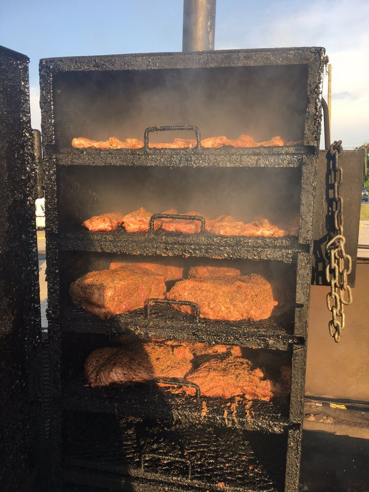Smok'n Oz BBQ: 2725 Joan Ave, Panama City, FL