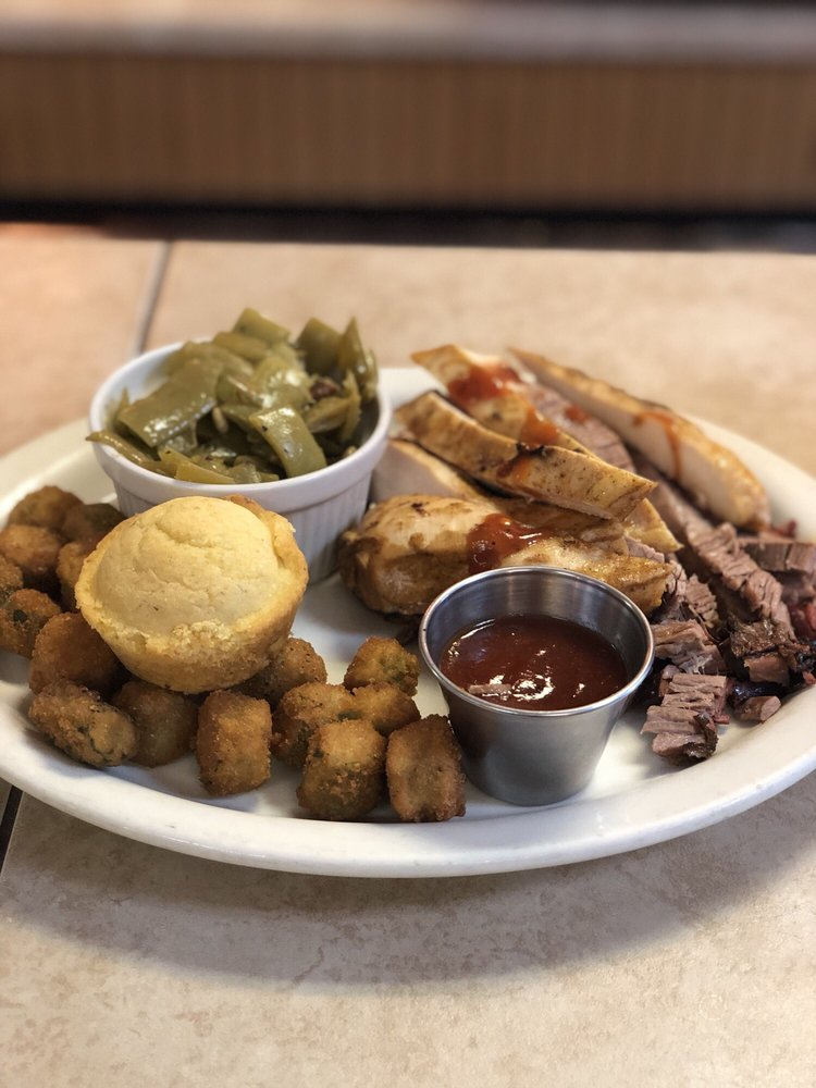 Chopped And Sliced BBQ: 3501 50th St, Lubbock, TX