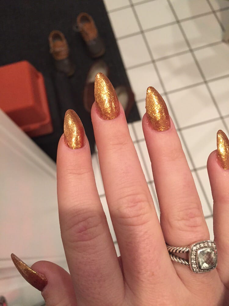 Photo Of Halo Day Spa Columbia Md United States Acrylic Gold