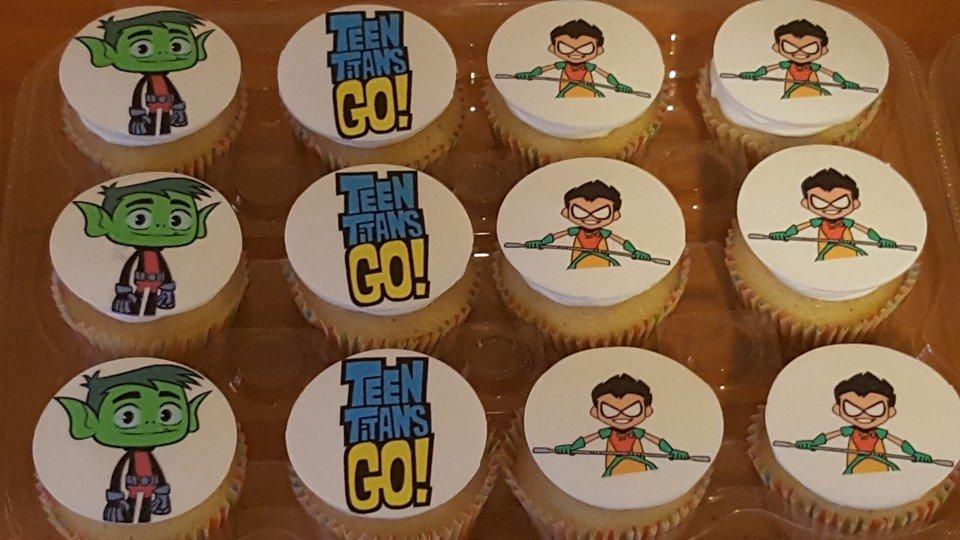 Kianne's Kupcakes: Fayetteville, GA
