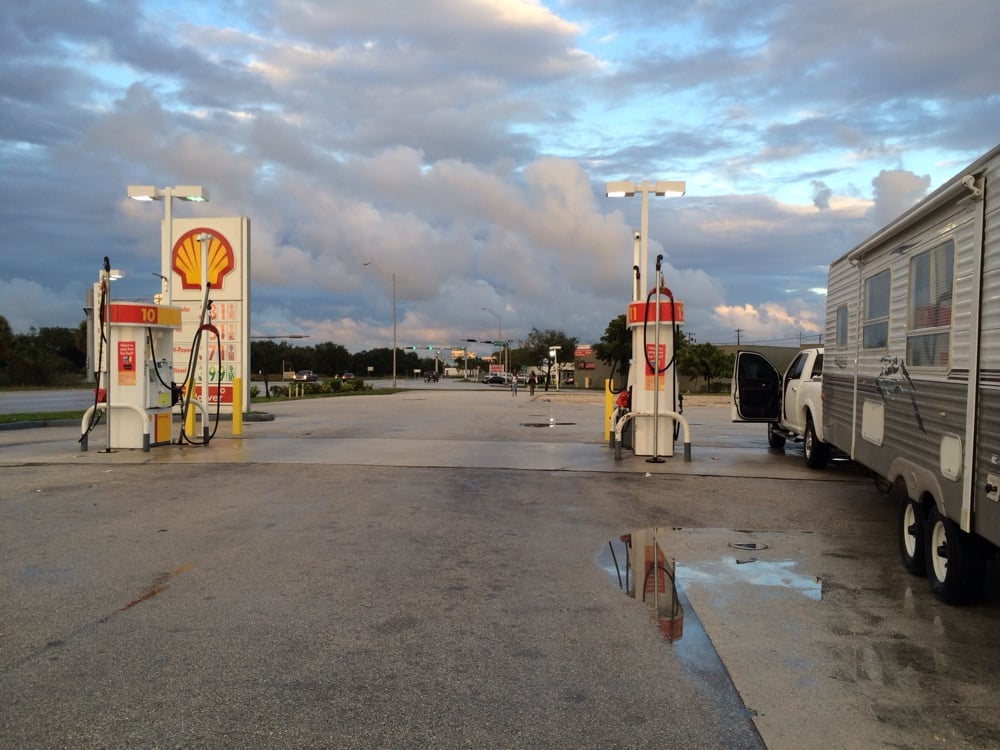 Ok Google Gas Station Near Me >> Sunshine Shell - Gas Stations - 17080 NW 7th Ave, Miami, FL - Yelp