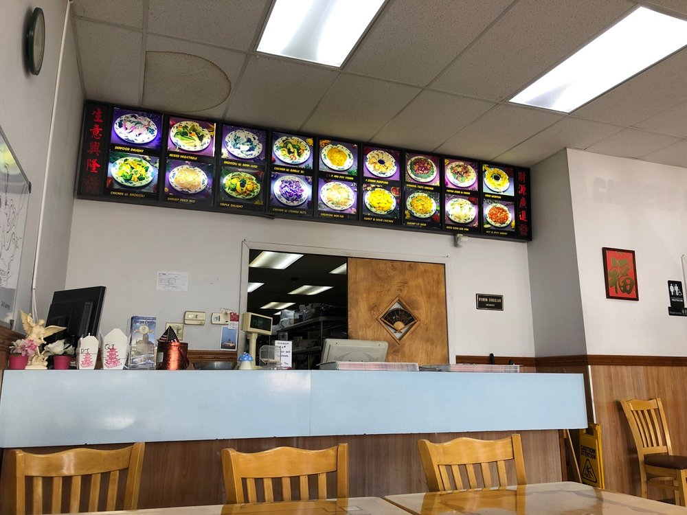 Chinese Gourmet: 108 E Main St, McConnelsville, OH