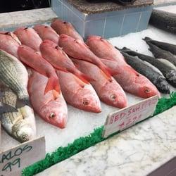 Popular fish market seafood 129 ferry st newark nj for Fish market newark nj