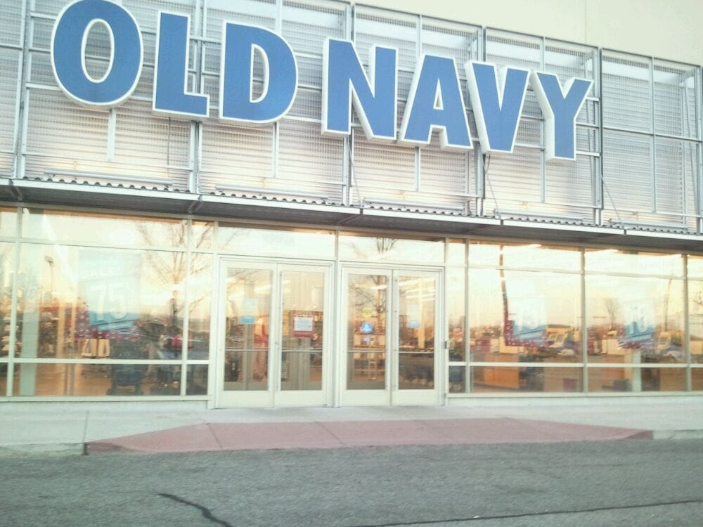 All Old Navy store locations
