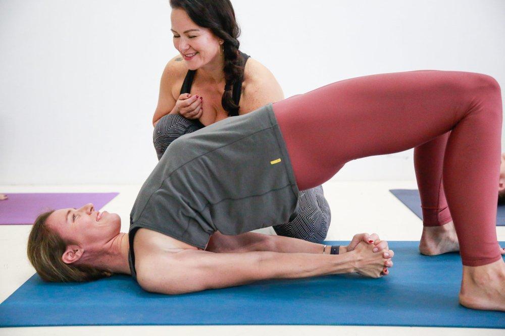 Move Yoga: 1355 Judiway, Houston, TX