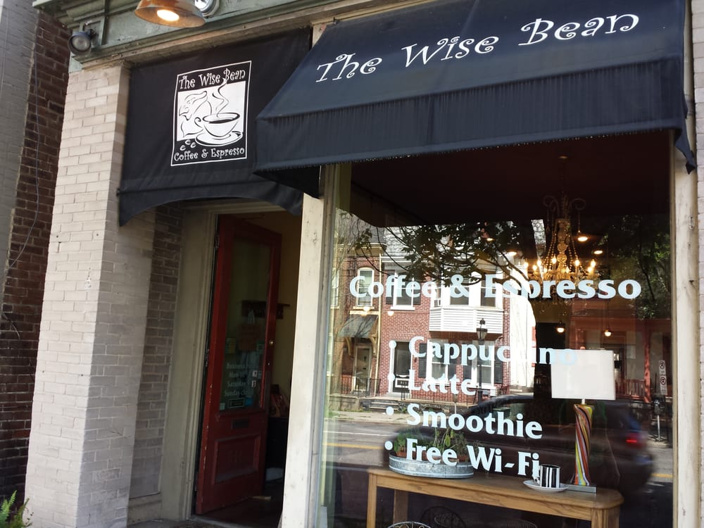 The Wise Bean: 634 N New St, Bethlehem, PA