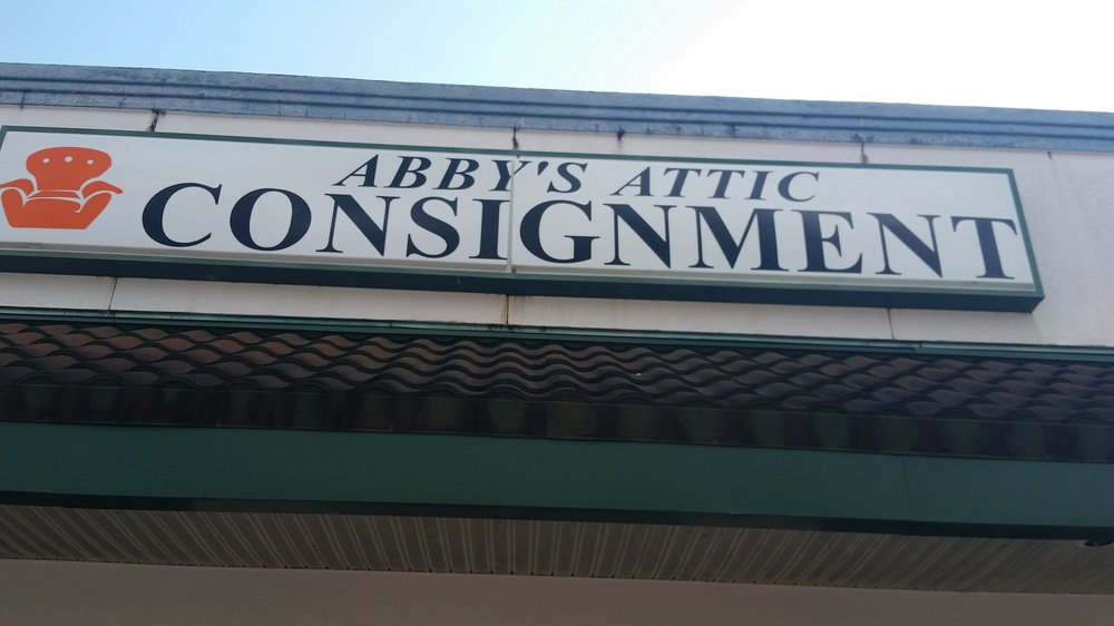 Abby's Attic Consignment: 1031 E Norvell Bryant Hwy, Hernando, FL