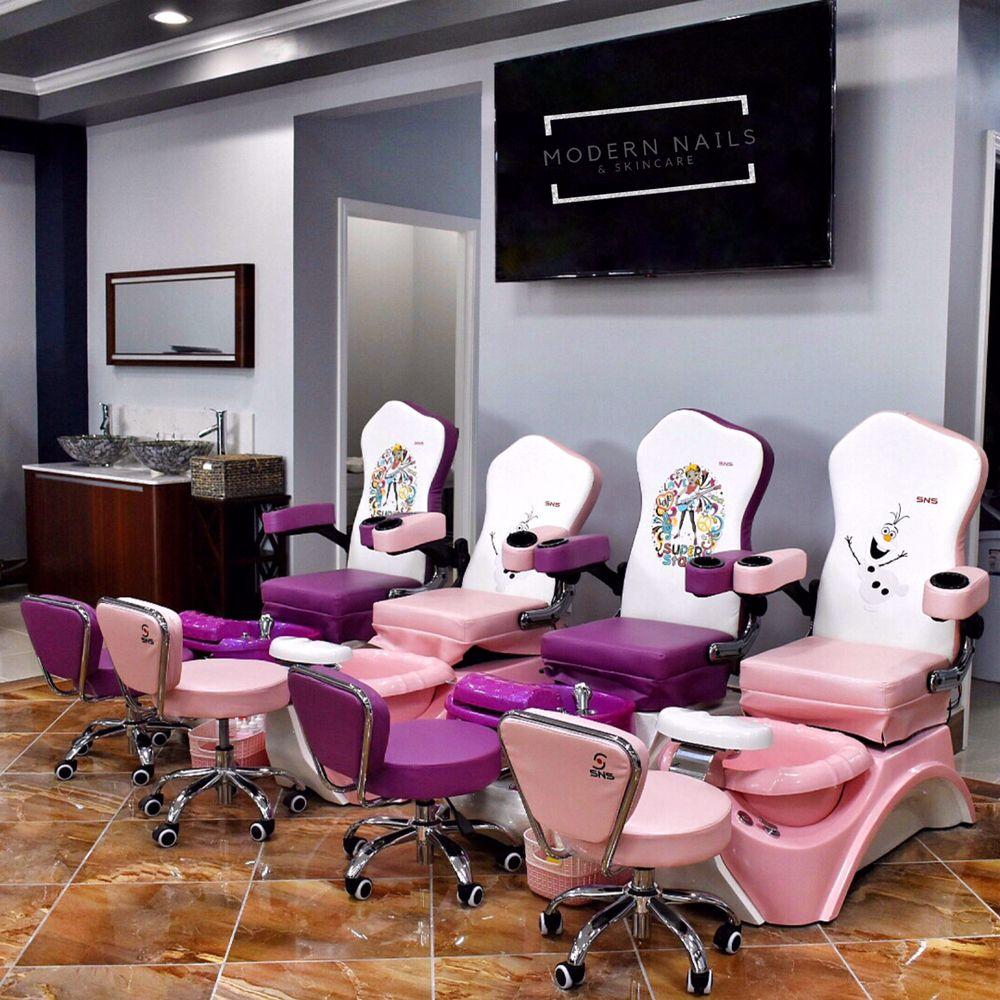 Modern Nails & Skincare: 372 Exchange Blvd, Bethlehem, GA