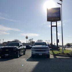 Hampton Chevrolet - 13 Photos & 19 Reviews - Tires - 1073 W Mercury