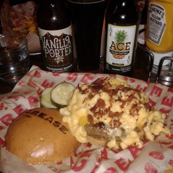 Photo Of Grease Burger Beer And Whiskey Bar West Palm Beach Fl United