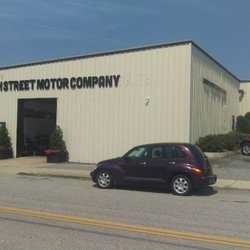 Photo of Fourth Street Motor Company - Farmville, VA, United States. Front of