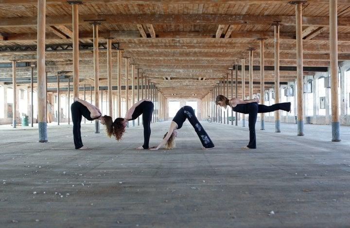 The Mat Yoga Studio: 18484 Preston Rd, Dallas, TX