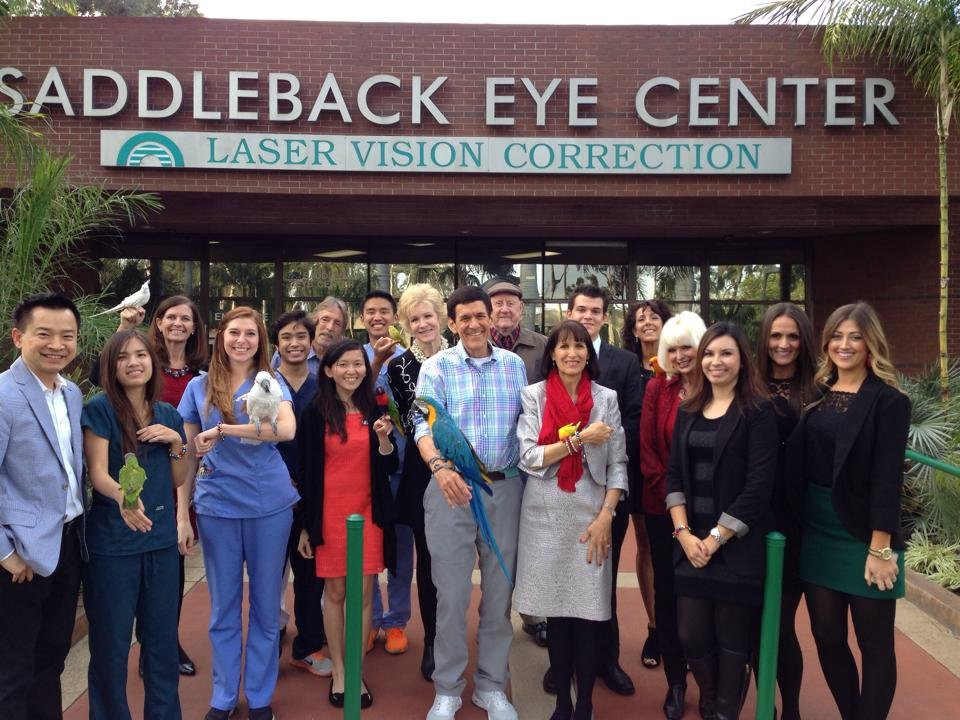 Saddleback Eye Center