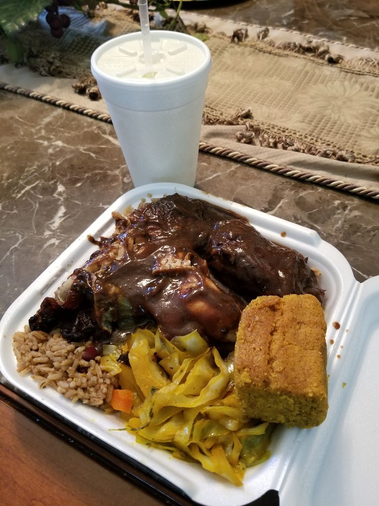 Food from Caribbean Paradise