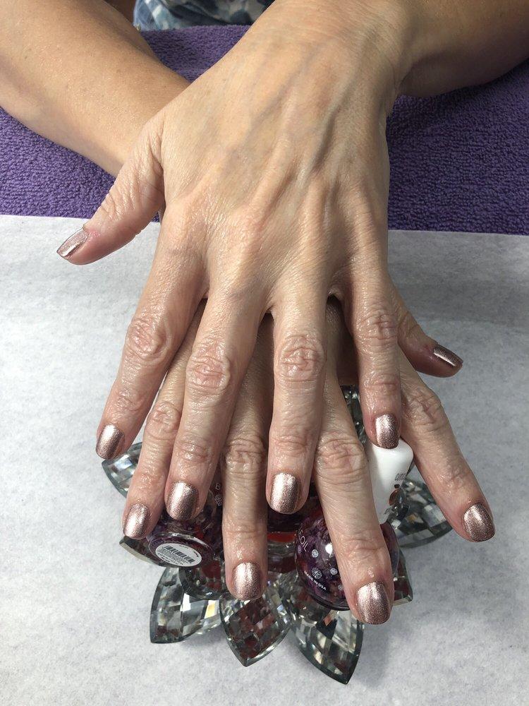 Touch of Thai Nail Salon: 4101 S Cooper St, Arlington, TX